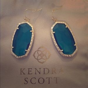 Kendra Scott Danielle Statement Earrings